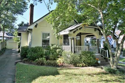 Cincinnati Single Family Home For Sale: 3697 Grovedale Place