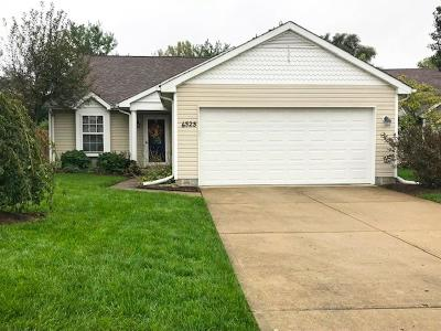 Single Family Home For Sale: 6525 Calloway Court