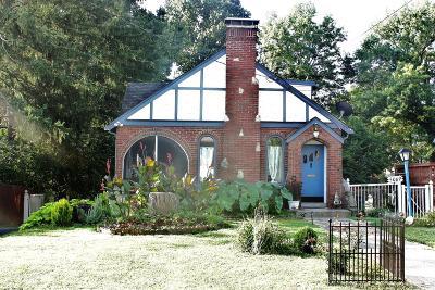 Cincinnati Single Family Home For Sale: 5069 Sumter Avenue