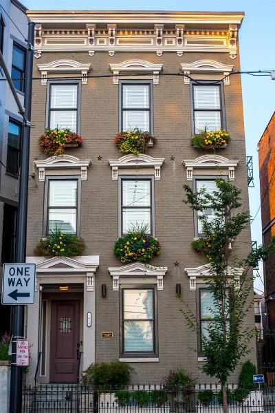 Single Family Home For Sale: 1418 Elm Street