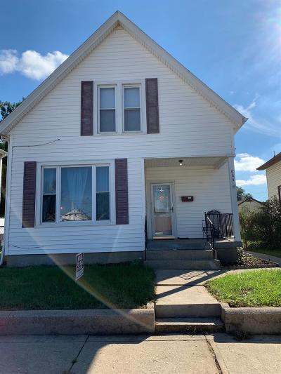 Hamilton Single Family Home For Sale: 865 Forest Avenue