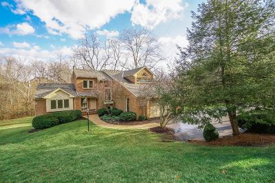 Single Family Home For Sale: 8999 Nathaniels Hollow Drive
