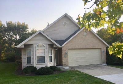 Fairfield Single Family Home For Sale: 140 Benchway Court