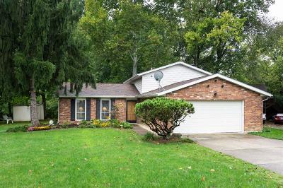 Fairfield Single Family Home For Sale: 3 Firestone Court