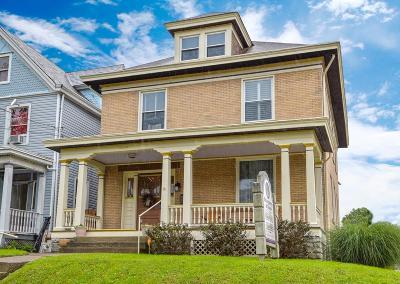 Norwood Single Family Home For Sale: 2049 Sherman Avenue