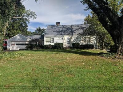 Deerfield Twp. Single Family Home For Sale: 2594 Fields Ertel Road