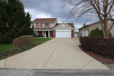 Washington Twp OH Single Family Home For Sale: $199,000