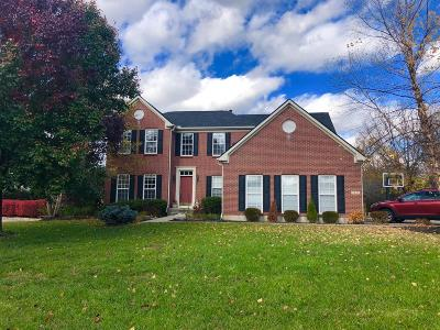 Liberty Twp Single Family Home For Sale: 7270 Cedarcrest Drive