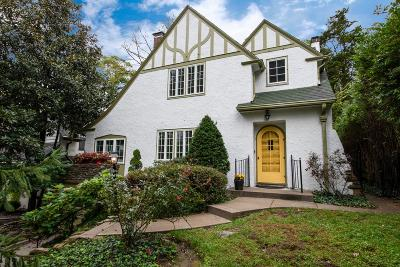 Cincinnati Single Family Home For Sale: 4814 Beverly Hill Drive