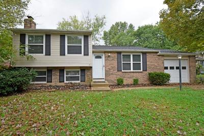 Deerfield Twp. Single Family Home For Sale: 8903 Oxwood Court