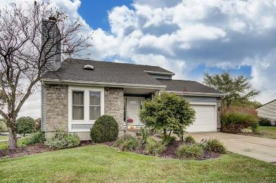 West Chester Single Family Home For Sale: 6224 Fairwind Drive
