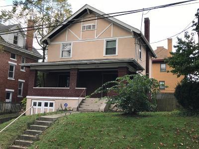 Cincinnati Single Family Home For Sale: 2739 Willard Avenue