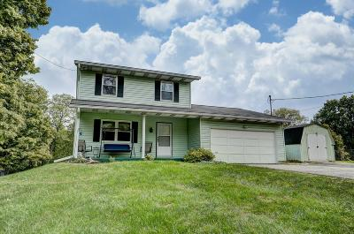 Fairfield Single Family Home For Sale: 5774 Reigart Road