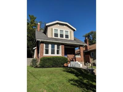 Cincinnati Single Family Home For Sale: 3617 Wilshire Avenue