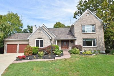 West Chester Single Family Home For Sale: 7140 Timbernoll Drive