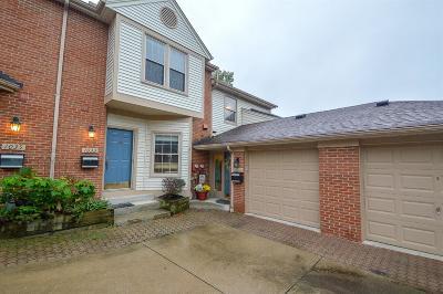 Cincinnati Condo/Townhouse For Sale: 1031 Windsor Street
