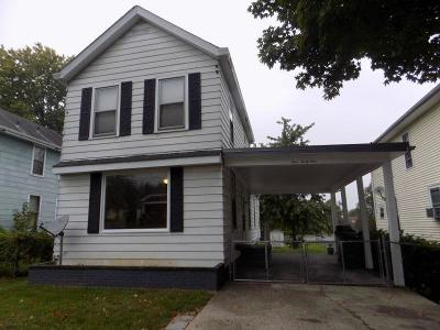 Hamilton Single Family Home For Sale: 441 Millville Avenue