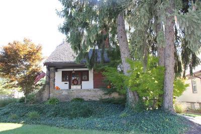 Cincinnati Single Family Home For Sale: 6244 Montgomery Road