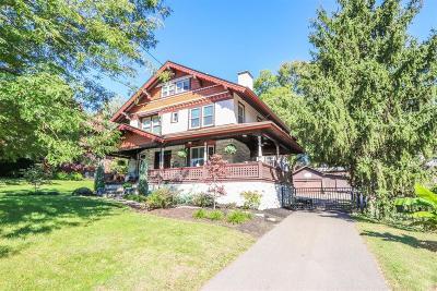 Cincinnati Single Family Home For Sale: 970 Lenox Place