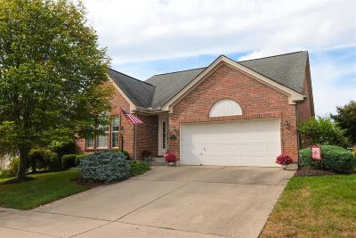 Fairfield Single Family Home For Sale: 2922 Baffin Drive