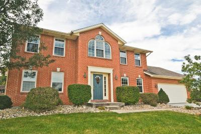 Liberty Twp Single Family Home For Sale: 4821 Brooke Hill Court