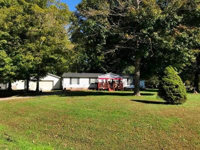 Highland County Single Family Home For Sale: 7016 Pine Trail