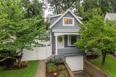 Cincinnati Single Family Home For Sale: 4031 Paxton Avenue