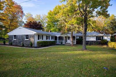 Single Family Home For Sale: 444 Dimmick Avenue