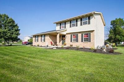 Fairfield Single Family Home For Sale: 3842 Tara Brooke Way
