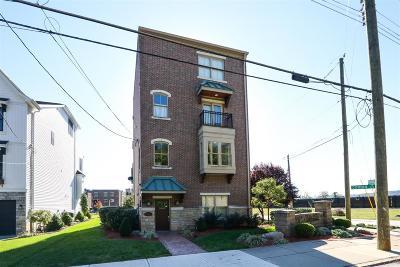 Cincinnati Single Family Home For Sale: 2901 Riverside Drive