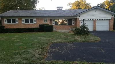 Colerain Twp Single Family Home For Sale: 3787 Poole Road