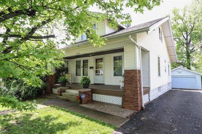 Cincinnati Single Family Home For Sale: 3149 Mapleleaf Avenue