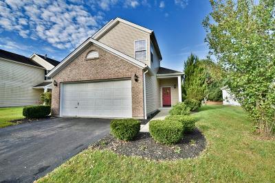 Hamilton Single Family Home For Sale: 7523 Haverhill Lane
