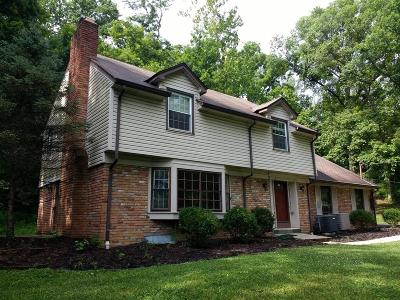 Single Family Home For Sale: 595 Birney Lane