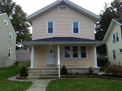 Hamilton Single Family Home For Sale: 320 Progress Avenue