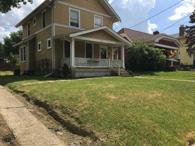 Hamilton Single Family Home For Sale: 438 Millville Avenue