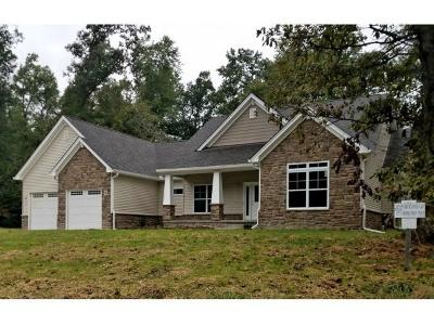 Brown County Single Family Home For Sale: 209 Brookshire Way