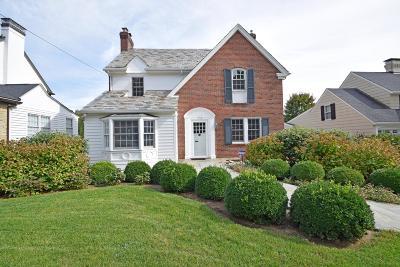 Cincinnati Single Family Home For Sale: 1268 Herschel Avenue