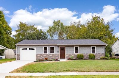 Harrison Single Family Home For Sale: 101 Flintstone Drive