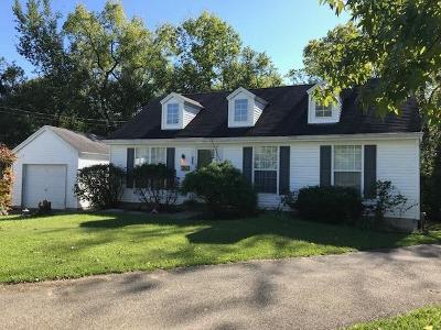 Single Family Home For Sale: 107 Maple Avenue