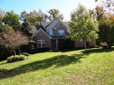 Single Family Home For Sale: 6263 Bridgewater Court