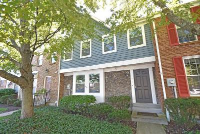 Cincinnati Condo/Townhouse For Sale: 973 N Woodlyn Drive