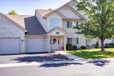 Mason Condo/Townhouse For Sale: 4748 Bordeaux Lane