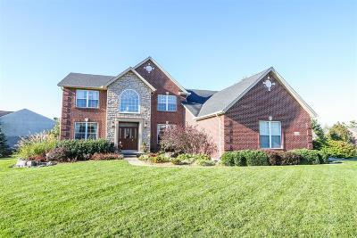 West Chester Single Family Home For Sale: 4411 Tylers Creek Drive