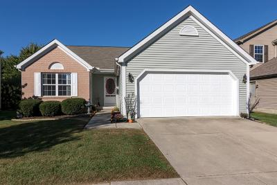 Single Family Home For Sale: 7421 Holyoke Circle
