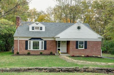 Cincinnati OH Single Family Home For Sale: $479,000