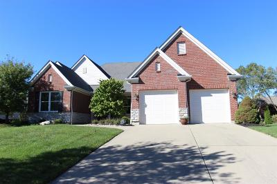 Single Family Home For Sale: 8256 Trotters Chase