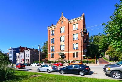 Cincinnati Condo/Townhouse For Sale: 412 Liberty Hill #1A