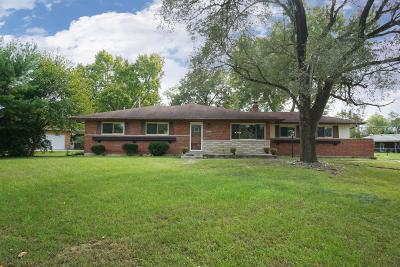Fairfield Single Family Home For Sale: 5391 Sandstone Drive