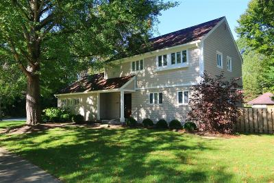Single Family Home For Sale: 3802 East Street
